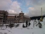 Viitorul hotel palat din Bran - Zanoaga